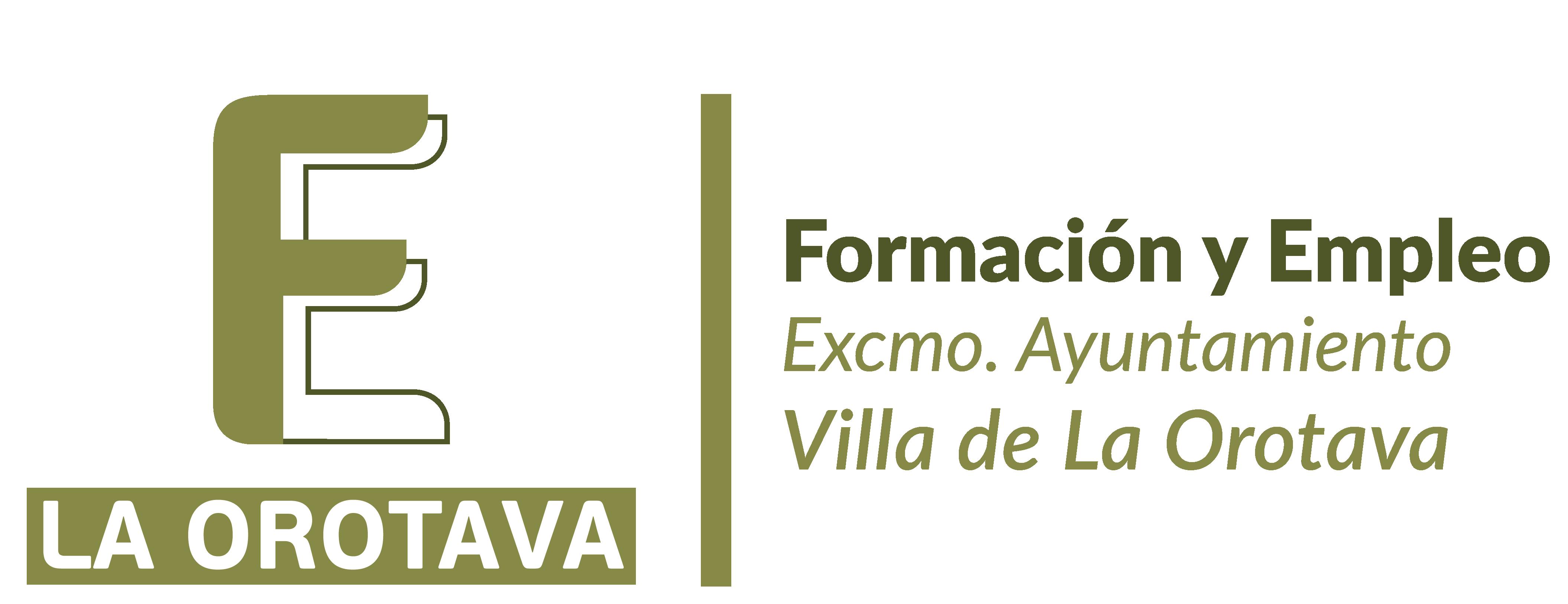 Formación y Empleo La Orotava